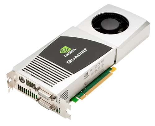 Quadro FX 4800 for Mac Pro from NVIDIA
