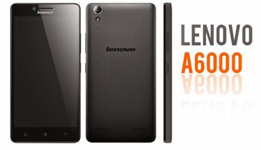 Lanovo A6000 Smartphone Review