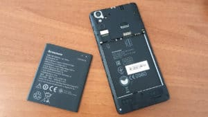 Lenovo A6000 Battery Backup