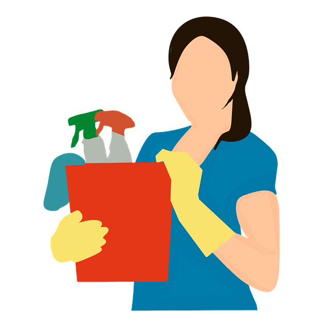 A Homeowner's Cleaning Supply Checklist