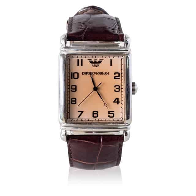5 Best Emporio Armani Timepieces