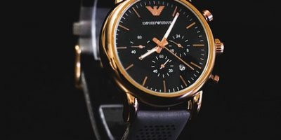 6 Best And Luxurious Timepieces From The Emporio Armani Collection